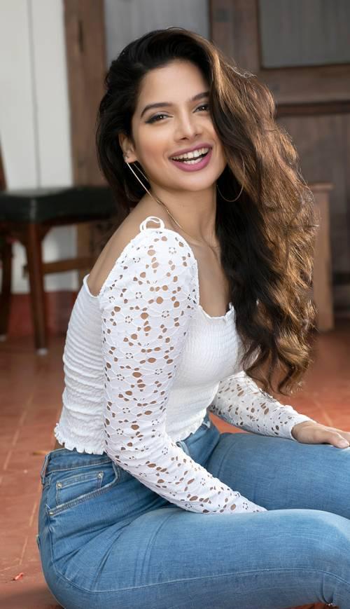 Stunning Look Of Actress #TanyaHope   @TanyaHope_offl @spp_media @PRO_Priya