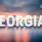Image for the Tweet beginning: The 2021-2022 Georgia state map