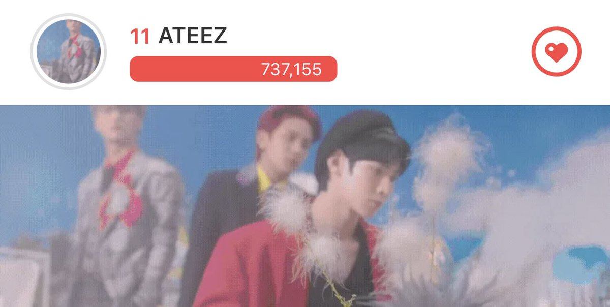 [#CHOEAEDOL]  On Feb 26, 2021 @ATEEZofficial achieved 11th place in the Boy Group rank with 737,155 votes.  #ATEEZ #에이티즈 #ATEEZChoeCult #エイティーズ #FEVER_Part_2 #불놀이야 #Fireworks