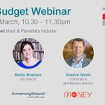 Image for the Tweet beginning: JOIN our FREE live webinar