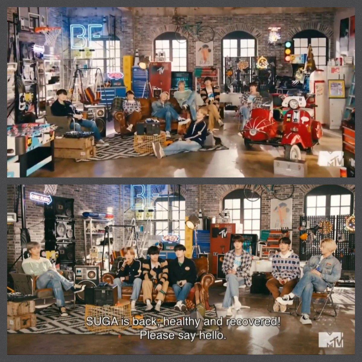 #MTVUnplugged #BTS (21.02.24 11am KST)  아름다운 #방탄소년단 🤍🤍🤍 (@BTS_twt) 의 무대모습💜💜💜  Telepathy Blue&Grey Fix you (Coldplay cover) Life Goes On Dynamite  #BTSonMTV #7방탄완전소중 #역시방탄 #방부심 #내가수최고 #가슴이웅장해지는셋리