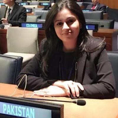#Pakistani🇵🇰 journalist Adeela Khan stepped up & raised question asking #FATF president Marcus Pleyer why India is not in #black list of FATF even after financing proxies in Afghanistan, using Afghan soil to send terrorism in Pakistan & violating human rights in  #Kashmir