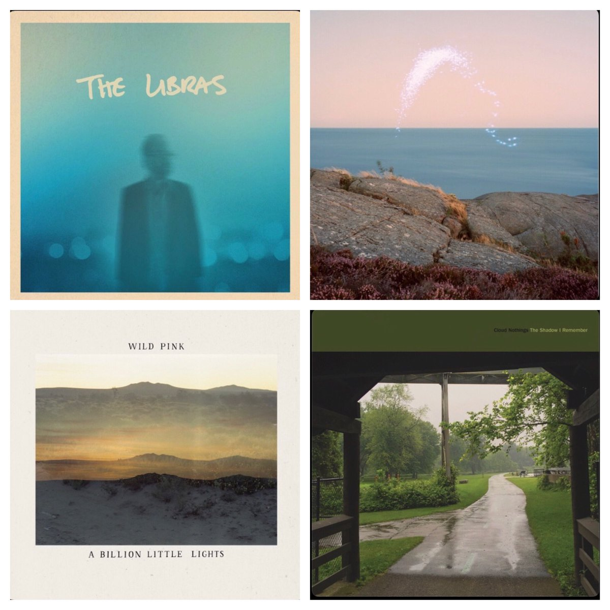 New Music Recommendations The Libras - Faded Cassandra Jenkins - An Overview on Phenomenal Nature Wild Pink - A Billion Little Lights Cloud Nothings - Oslo 2021 continues to deliver the goods