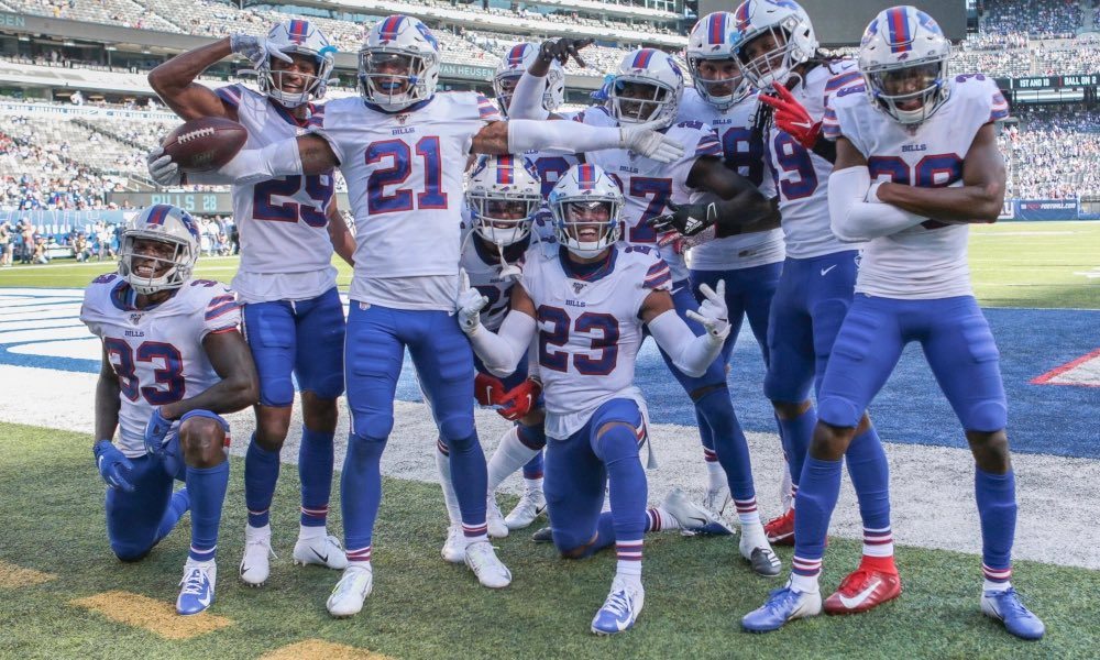 2020 DEF Coverage Grades:  Bills Coverage D:   💠 [68.5] - Rank 11th 🔥 #billsmafia
