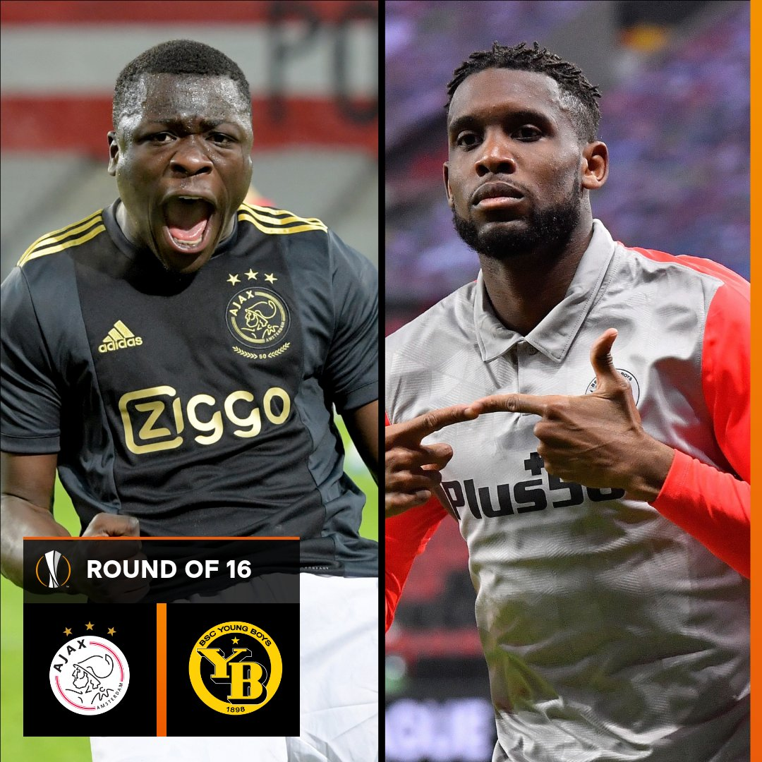 🇳🇱 Ajax vs Young Boys 🇨🇭  Who's going through? 🧐  #UELdraw https://t.co/WO7ug35VqC