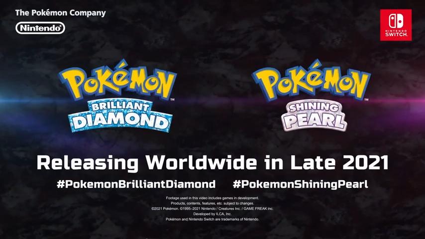 Pokemon Diamond & Pearl remake FINALLY confirmed – coming out Late 2021. #PokemonPresents https://t.co/irjDQxkx3K