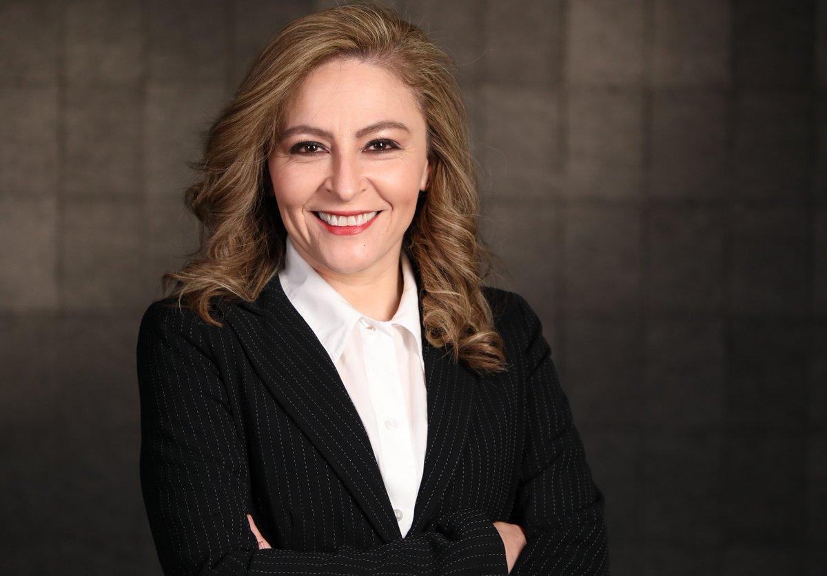 Felicitamos a Mónica García, nuestra Directora de Compras y Cadena de Suministro, por representar a GM en el ranking Las 100 Mujeres más Poderosas de @ExpansionMx. https://t.co/veTzrRU2Hq