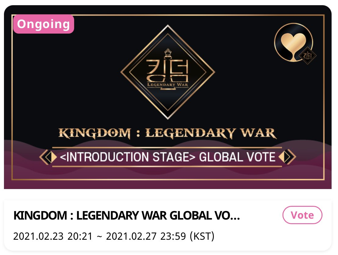 [👑 ATEEZ ON KINGDOM]  ATINY we NEED to keep making accounts and voting! #ATEEZ currently has 230.7k followers on Whosfan.   🚨 VOTING ENDS TODAY - FEB 27 11:59 KST!! 🚨  Reminder: You have to vote for 3 groups for your vote to be valid   #에이티즈 #梯子 #エイティーズ
