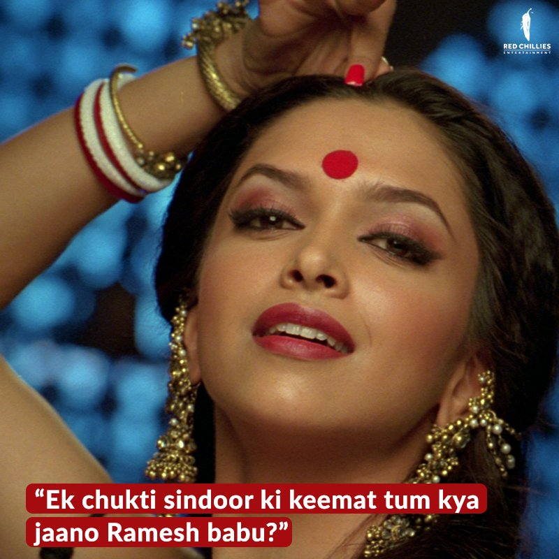 Take a look at Deepika's first yet most iconic dialogues from these movies🤩 @deepikapadukone  #OmShantiOm #ChennaiExpress #HappyNewYear
