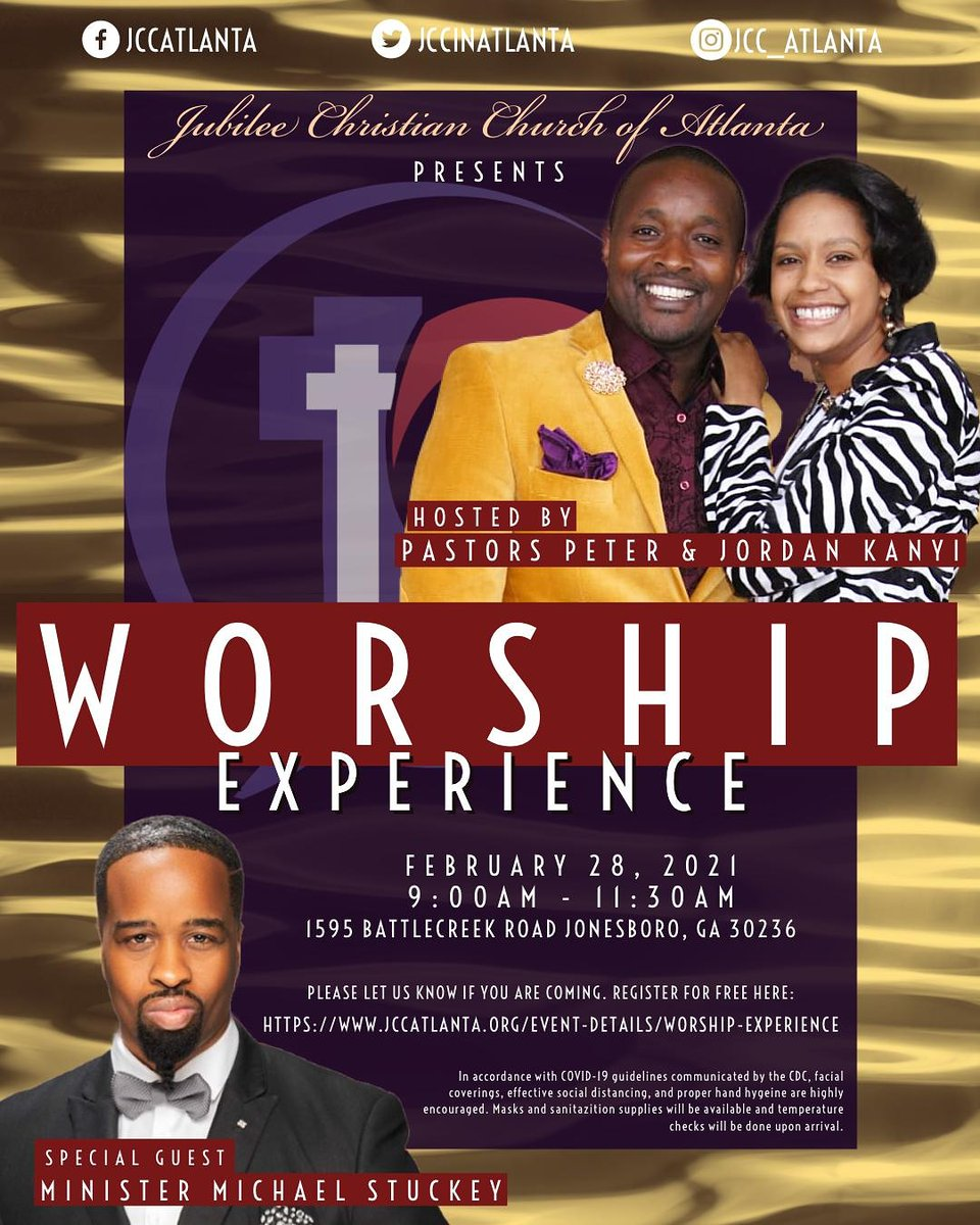 Atmospheres shift, Angels move, and Heaven pours down on us when we worship our Great God!  Join us this Sunday for a Worship Experience with the Lord that cannot be compared to anything else.   #JCCATLBattleCreek #Invited #JCCWorshipExperience #Sunday