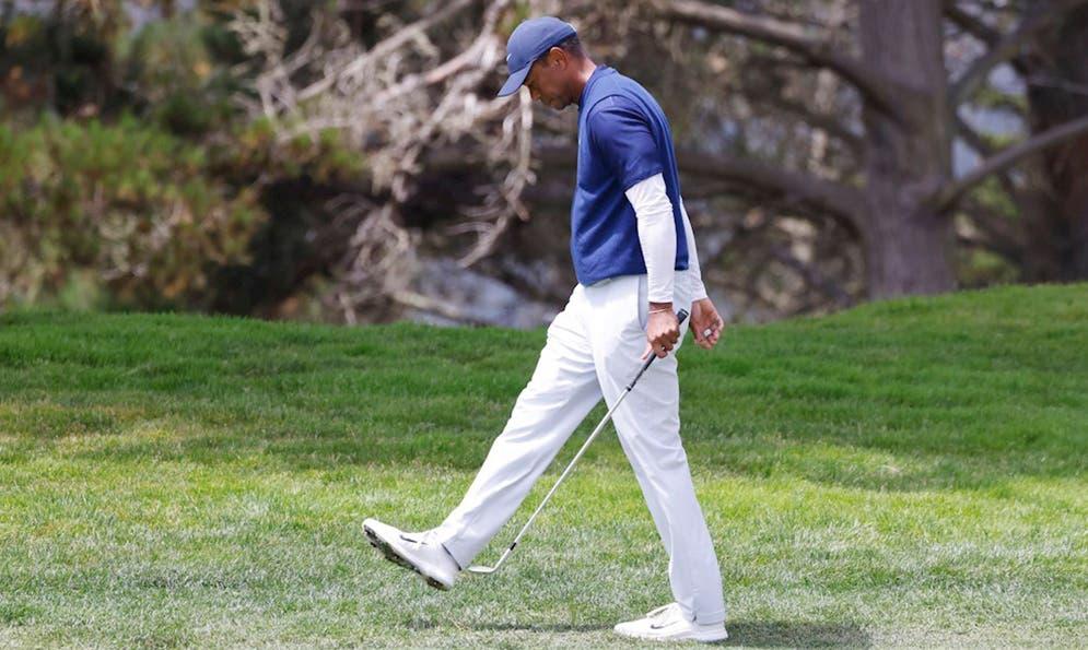 Tras su cirugía, el Tigre fue transferido a otro hospital   Continúa:  #TigerWoods #Tiger #Golf