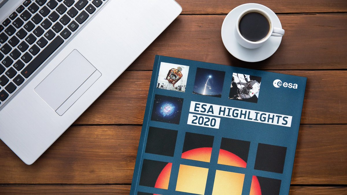2020 was a big year! Despite all the challenges we faced, @esa was able to accomplish some pretty amazing things. Find out more in 2020's edition of ESA Highlights, full of colourful images that are sure to delight any space fan.