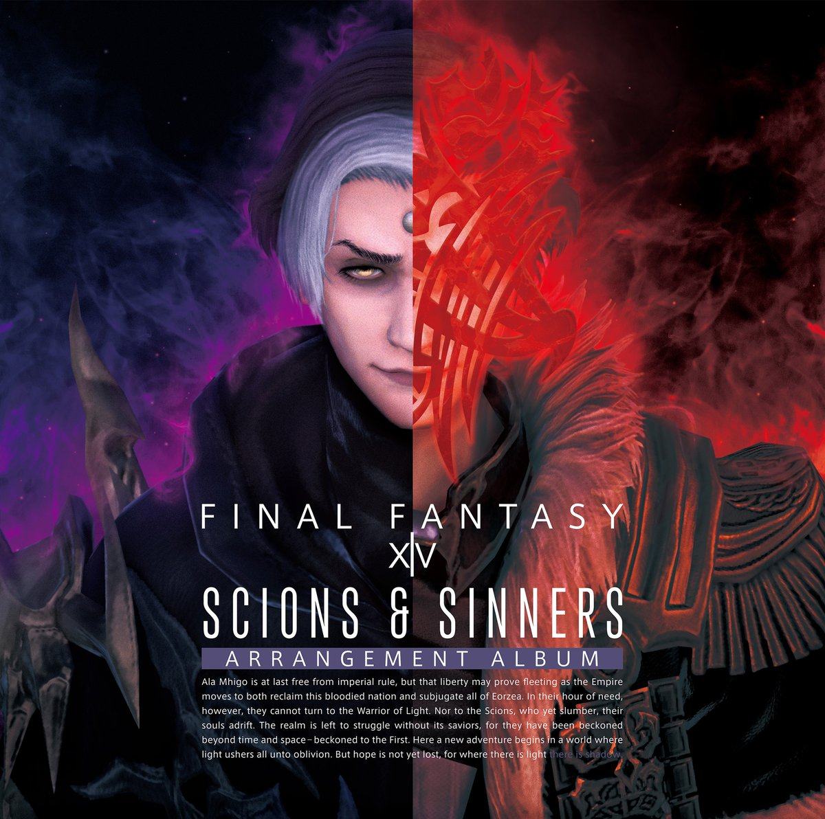 New #FFXIV Developers' Blog: 📜 Scions & Sinners and the Untempered Too 🌐   Need a jam session? We got you! 🤘 Check out the newest blog covering not one, but two new arrangement album releases! 💿