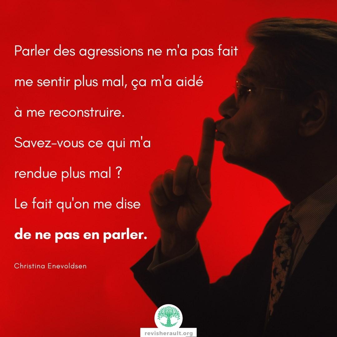 #metooinceste #libérerlaparole