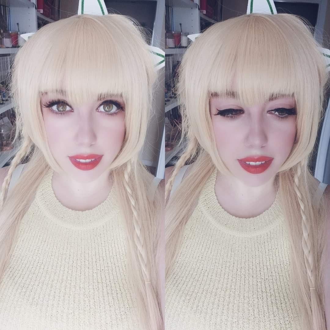 <3 <3 <3 Foto de la miniatura de vídeo de maquillaje de Leafa (Sword Art Online) :3 <3 <3 <3 #leafasaocosplay #leafasao #leafa #swordartonlinecosplay #swordartonline #selfie #selfietime #selflove #selca #selfcare #selfiemirror #cosplay #cosplaysexy #cosplaygirls #blondehair