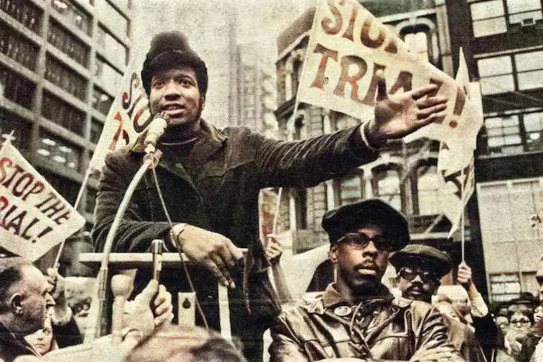 Black History Fact #26   - Fred Hampton -  Chairman of Black Panther Party #BlackLivesMatter