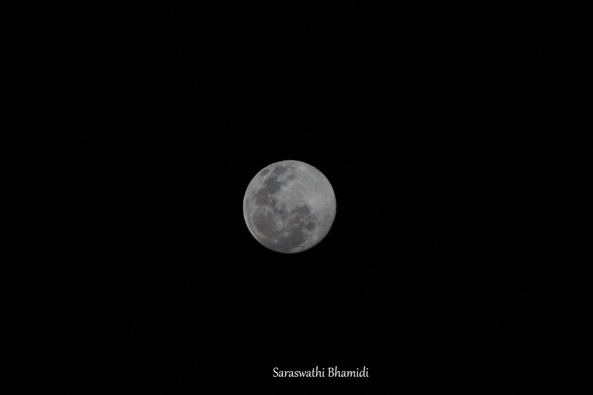 Waxing Gibbous is the lunar phase today: 26 February 2021, Friday. Seen from Earth, an illuminated fraction of the Moon's surface is 99% and growing larger. The 14 days young Moon is in Leo. #Hyderabad  #MoonLovers #moon #NaturePhotography #SonyAlpha #ALPHA58 #WaxingGibbous