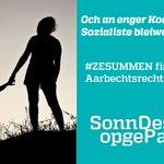 Image for the Tweet beginning: D'LSAP wiert sech géint all