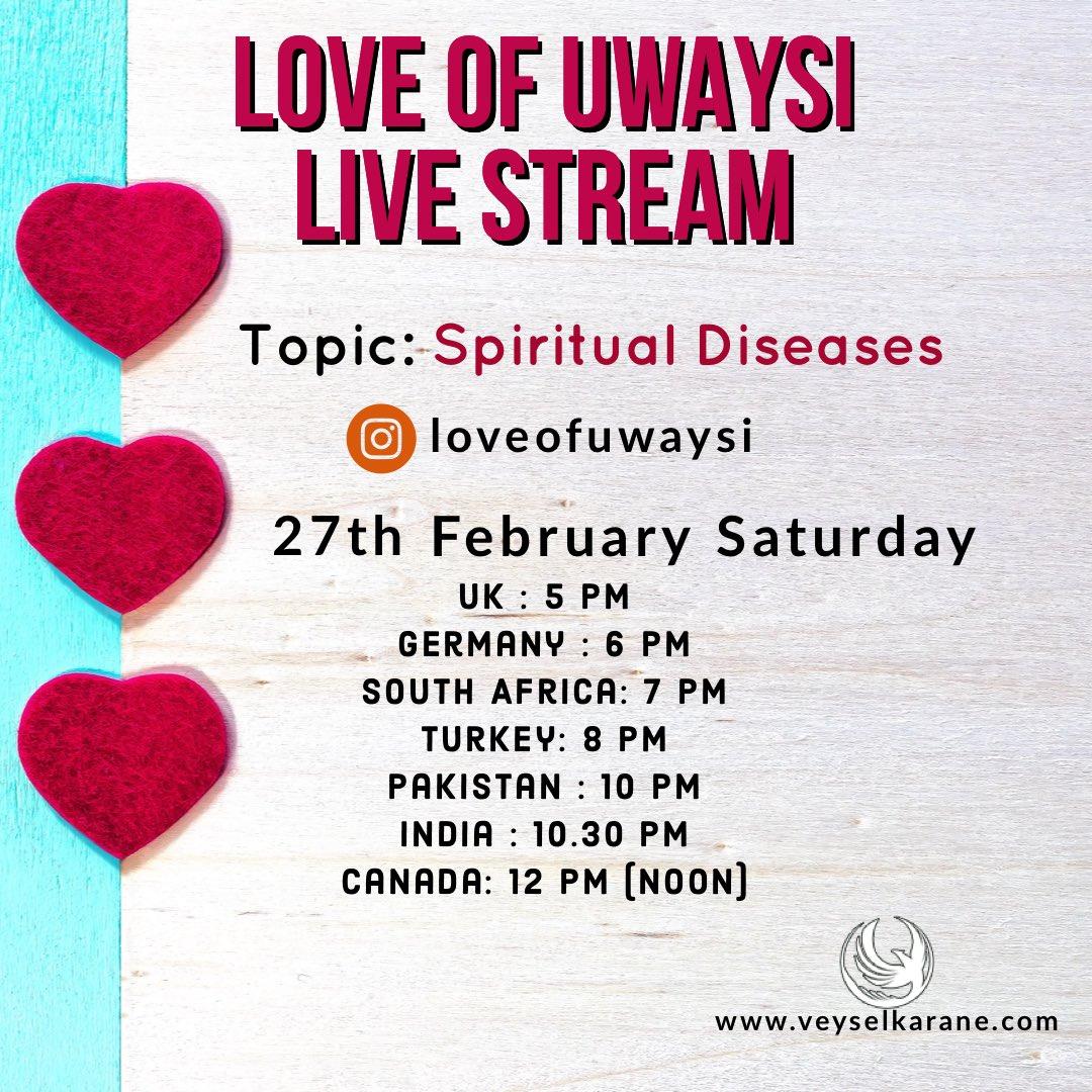 Make sure you won't miss it ❤️🌹 #QGvPZ  #live  #livestream #SaturdayMotivation   #PZvQG