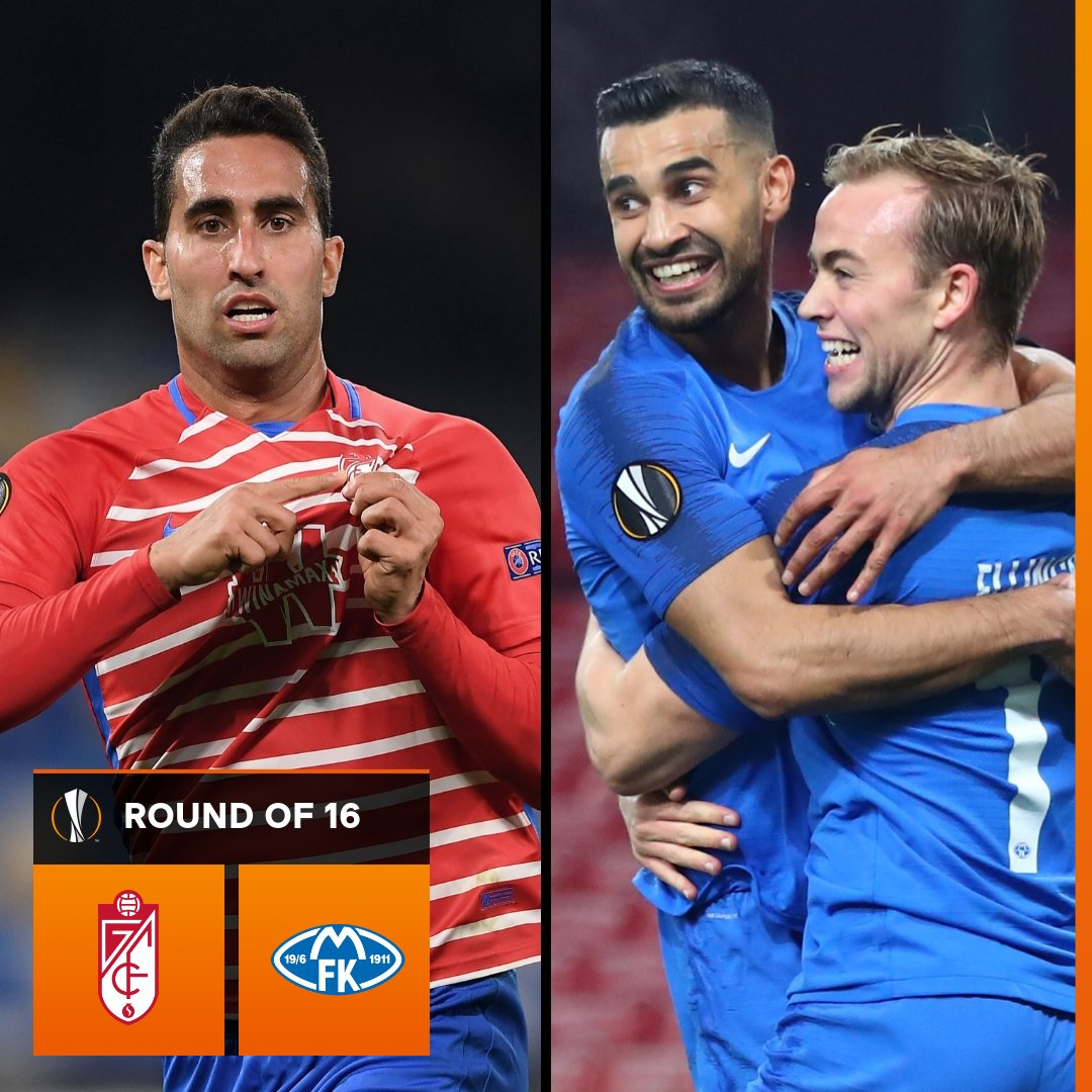 🇪🇸 Granada vs Molde 🇳🇴  Who ya got? 👀  #UELdraw https://t.co/kmIKyRvnmw