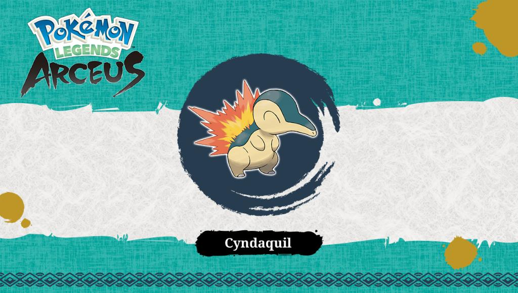 Cyndaquil is a Fire-type Pokémon originally discovered in Johto.   Cyndaquil is timid and always curls itself up in a ball. When it's surprised, the flames on its back flare up. When it is attacked, this Pokémon uses its flames to protect itself.   Will you choose Cyndaquil? 🔥