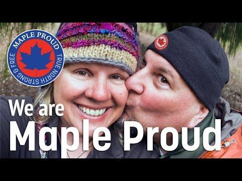 Maple Proud Made in #Canada #Apparel and Custom #Art Products