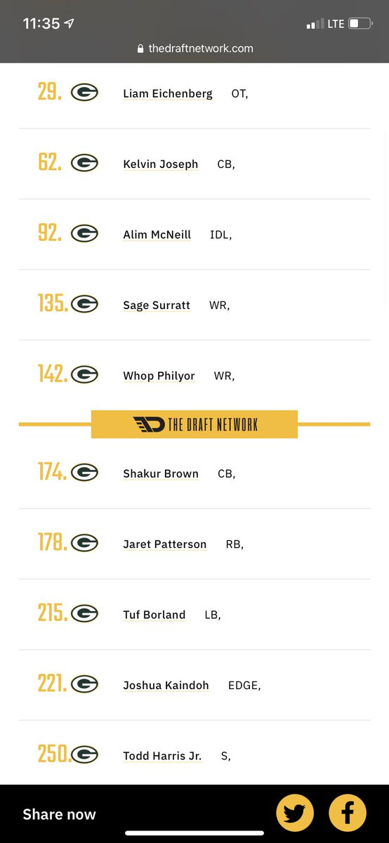 I fixed the #Packers