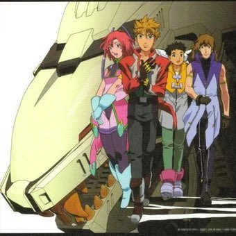 You had to be there #toonami