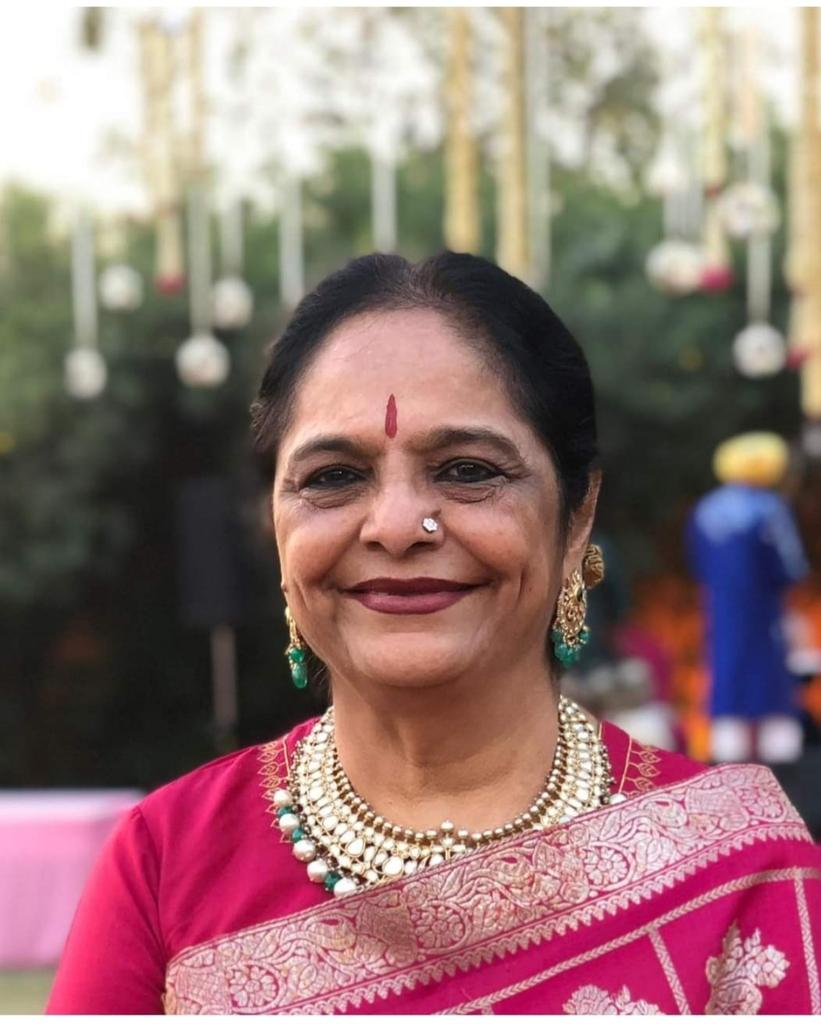 My friend ,soulmate ,sister Avani Patel who lived in Ranthambhore..Passed away in Ahmedabad this morning  .She was 71..Her brother Samir n sister Sadhna were by her side in her last hours .. Your love ,warmth,hospitality will be missed patel. RIP my dear 🌷🙏🌷🐾🌷🐾🌷🐾🙏