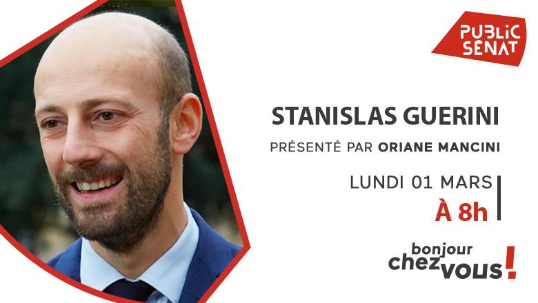 📣 #BonjourChezVous continue demain à 8h avec @OrianeMancini !  L'invité politique de l'émission : 🎙️ @StanGuerini, député de #Paris et délégué général d'@enmarchefr