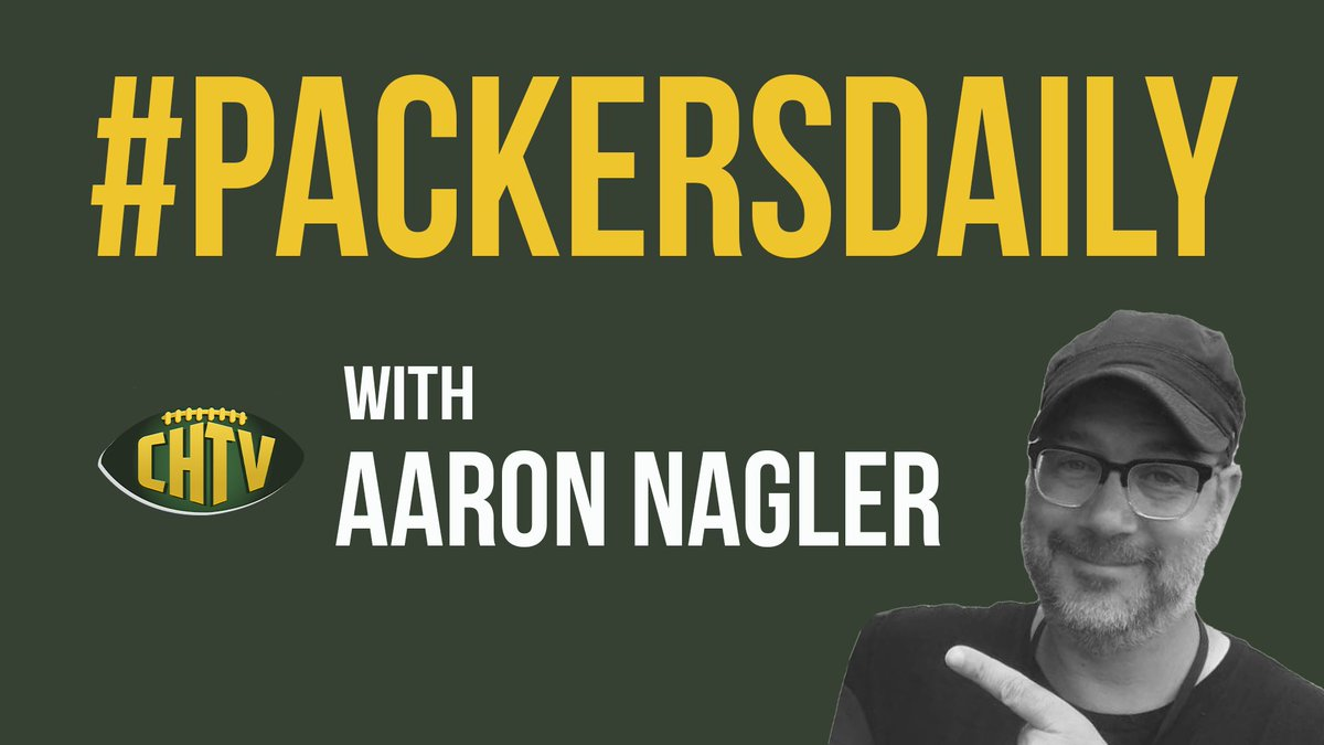 #PackersDaily​: You're getting better or you're getting worse  #Packers #GoPackGo