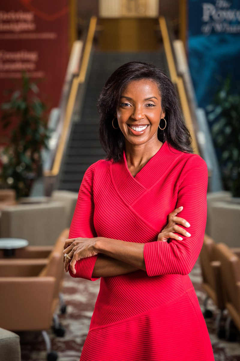 👏 A reflection from our dean, @ErikaHJames, one year since her appointment. ⬇️ #WhartonProud