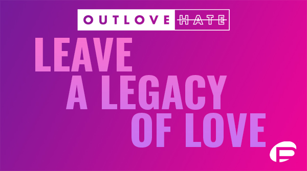 We can shape the future with love. Join our community at  and help us build a kinder tomorrow. Every donation supports the National Pulse Memorial & Museum, educational programs, community outreach, and legacy scholarships. #outlovehate #WeWillNotLetHateWin