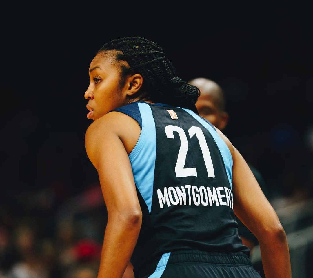 Congratulations to former #WNBA champion and All-Star @ReneeMontgomery, Larry Gottesdiener and Suzanne Abair on their new roles as investors in the @AtlantaDream.   This marks a new beginning for the team, and we are excited to welcome this ownership group to the WNBA! #GoDream