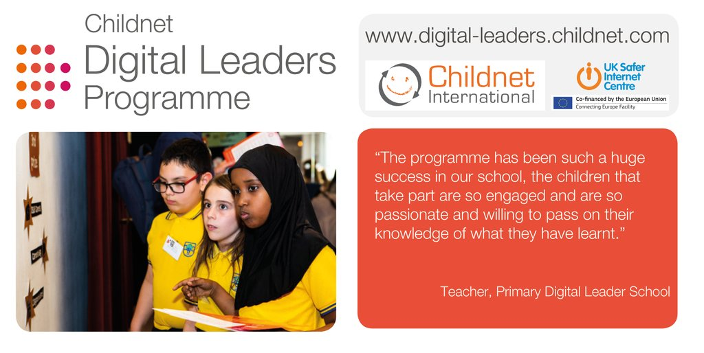 Schools across the country celebrated #SaferInternetDay this month. How will you continue conversations about online safety with your pupils? Find out how the Digital Leaders Programme can build a whole school year round approach to online safety education