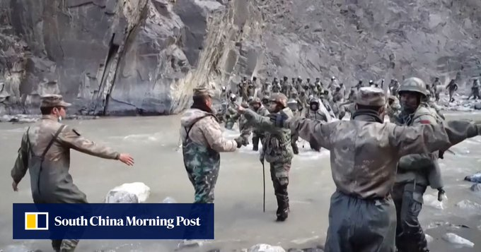 China-India border clash: Shenzhen drone maker helps Chinese army keep tabs on 'foreign force', praises workers Photo