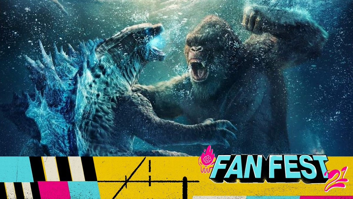 Godzilla vs. Kong director Adam Wingard made it clear that his movie will end with a definitive winner, not in a draw. 🦎💥🐒 #IGNFanFest