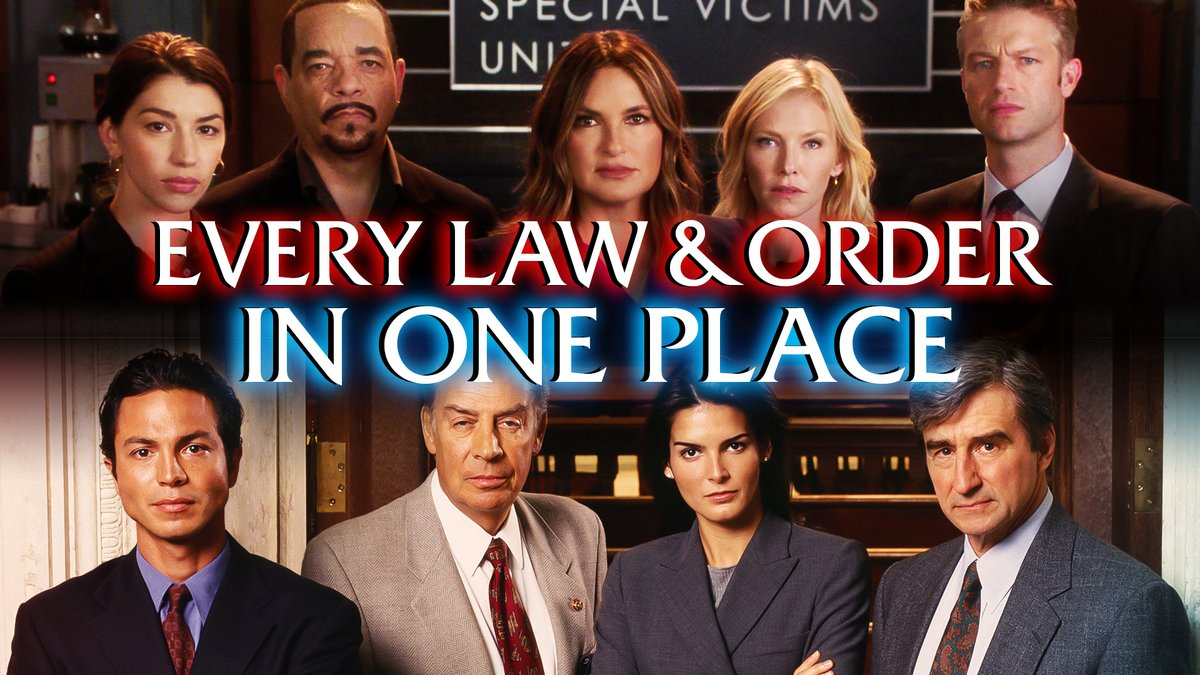 #SVU 🗣 #OrganizedCrime 🗣 #LawAndOrder 🗣   Your favorite squad, all in the same place. Follow @lawandordertv for more updates!