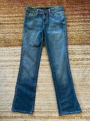 Check out these Calvin Klein Women's Lean Boot Low-rise Blue Jeans Size 2 for sale on eBay.   #shopping #ebay #ebayfinds #ebaydeals #clothes #fashion #style #outfitideas #clothesonline #Friday #FridayFun #fashionfriday