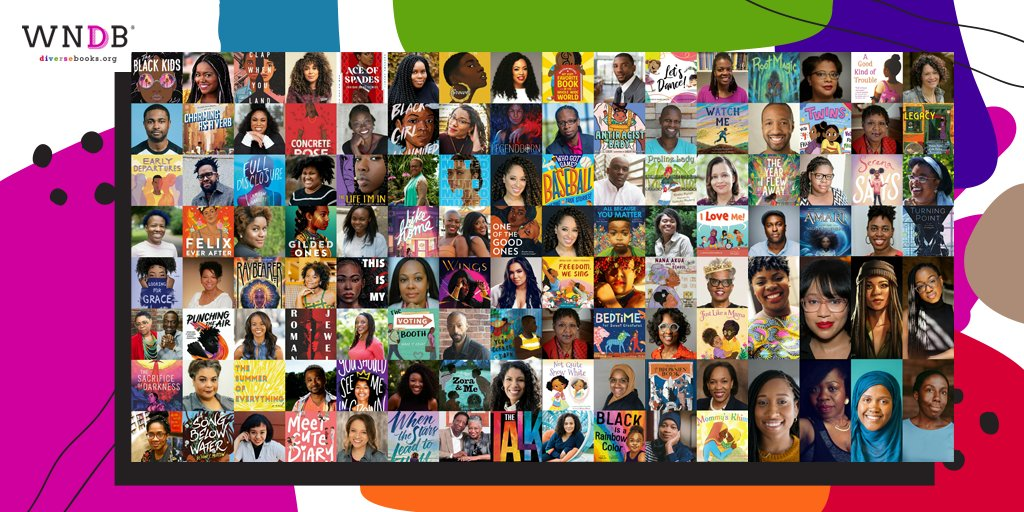 Black history is not static, limited purely to the past—it's made year-round. Here's to the history-making Black creatives whom we've featured on the WNDB blog over the past year, along with some additional reading & resources:  #BlackHistoryMonth