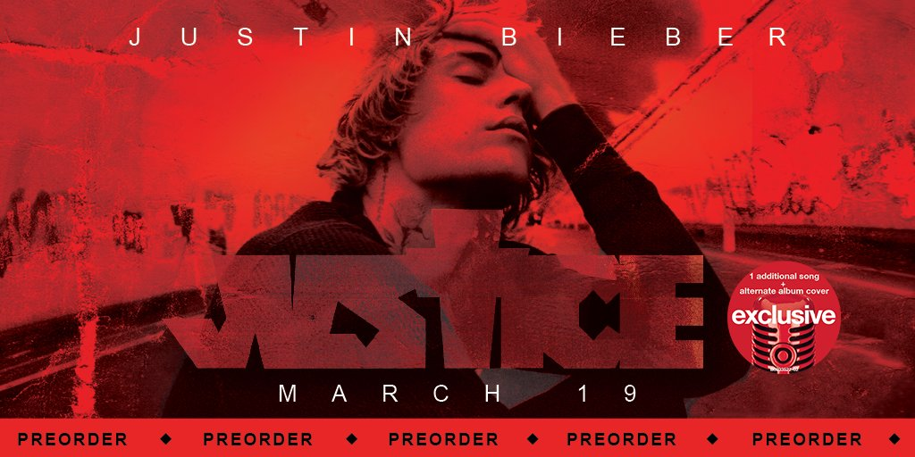 Believe and you shall receive! Pre-order the Target exclusive version of @justinbieber's new album #JUSTICE, now: