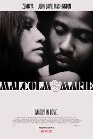 """وقتی که حتی یک فیلمنامه خوب هم نمیتونه جور بازیگری و کارگردانی و فیلمبرداریِ بد رو بکشه و #malcolmandmarie تبدیل به فیلمی پر از جیغ و اشک و ادا میشه که میخواد با زور، تنش و کشمکش ایجاد کنه. در طول فیلم یکسره به شاهکار مایک نیکولز، """"چه کسی از ویرجینیا وولف میترسد؟"""" فکر میکردم."""