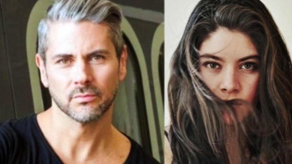 Novia de Ricardo Crespo da sus primeras declaraciones ante el escándalo por abuso sexual del actor con su hija.