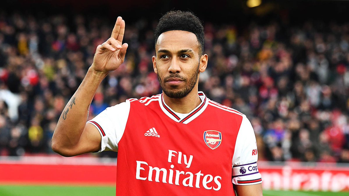 Following his brace last night, Pierre-Emerick Aubameyang is now just one goal/assist away from reaching 100 in Arsenal colours.
