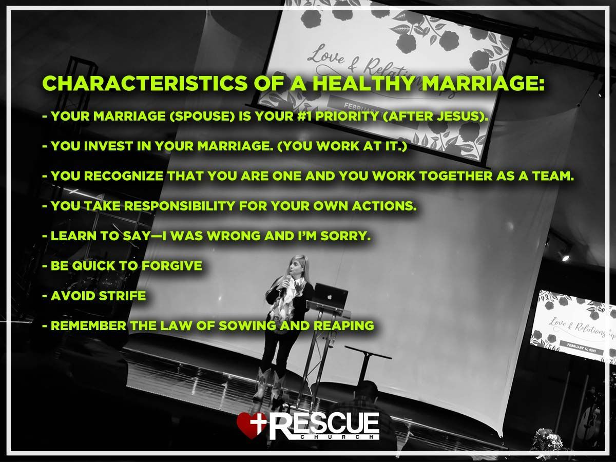 A HEALTHY MARRIAGE #RescueChurch #iLoveMyChurch #Love #RCFamily #Sunday #Worship #God #InPerson #LiveStream #Online