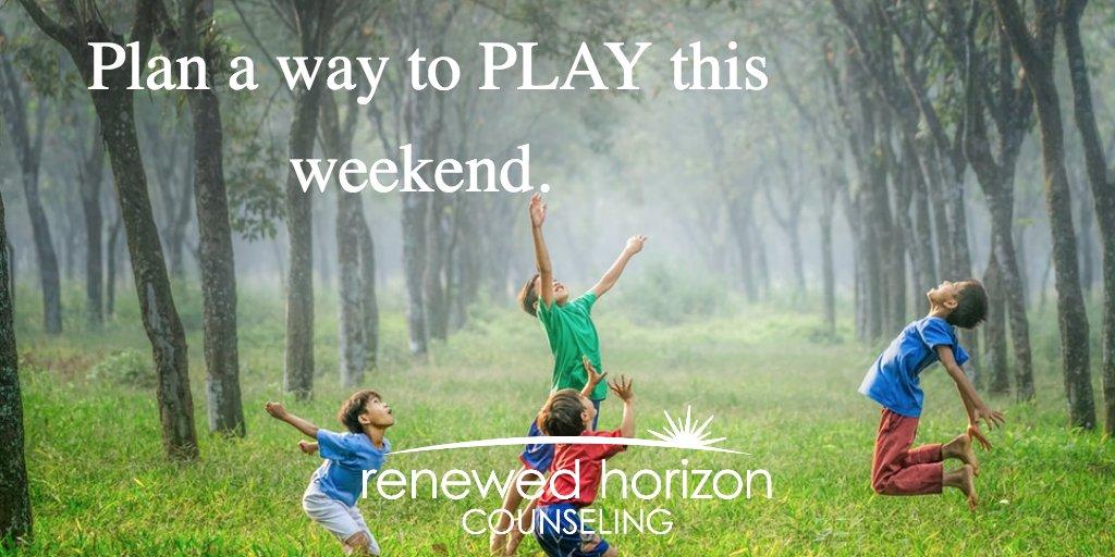 The week was too long to not enJOY something on your weekend. #rest #fun  #laugh #renewedhorizon
