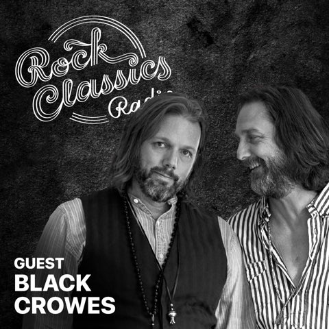 SO excited for today's show!! @theblackcrowes are cohosting #RockClassics Radio with me today to celebrate the 30th anniversary deluxe edition of #ShakeYourMoneyMaker!  Open @AppleMusic, tap Radio, and select HITS to listen, or click here: