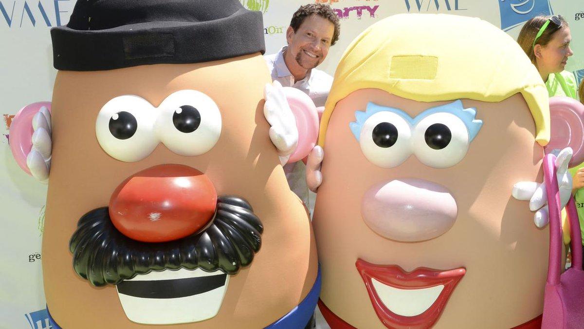 Mr. Potato ya no será más un señor y Hasbro lo convierte en Potato, de género neutro.