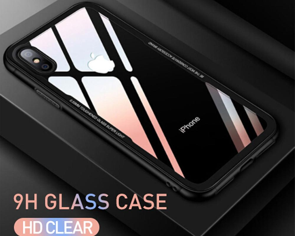 🎁 0.55MM Protective Tempered Glass Phone Case For iPhone Devices at $11.97 😍     #WoopShop #gadget #gadgets #iphone #technology #tech #smartphone #samsung #android #gadgetshop #electronics #pro #instatech #instagood #apple #gadgetstore #gadgetmurah #te...