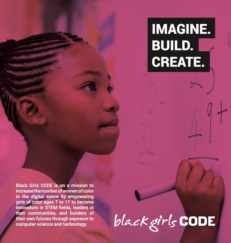 In honor of Black History Month, Digital Prospectors has donated to Black Girls CODE. This incredible organization is devoted to showing the world that black girls can code, and do so much more.  #loveyourjob #blackhistorymonth #coding #givingback #tech #stem #blackhistory